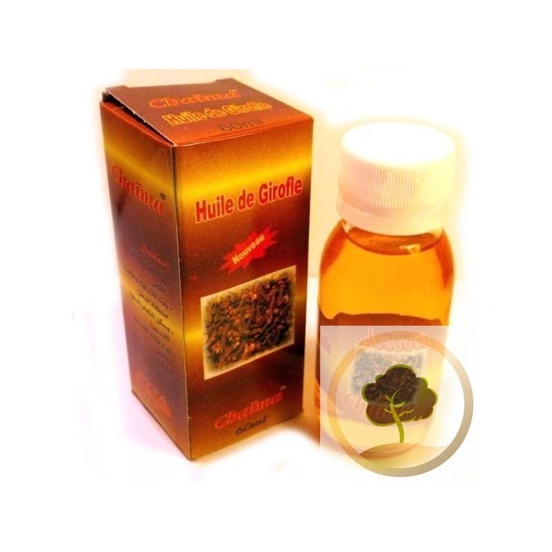 Olio di chiodi di garofano