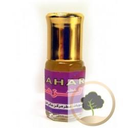 O cheiro do perfume de flor de laranjeira