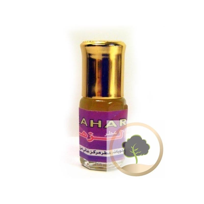 Perfume con olor a flor de azahar