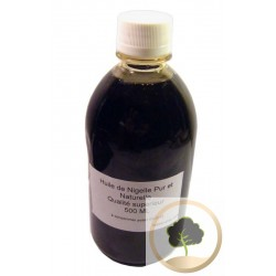 Huile de Nigelle - 500 ml