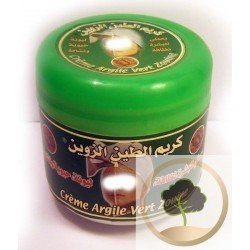 Zouine Green Clay Cream