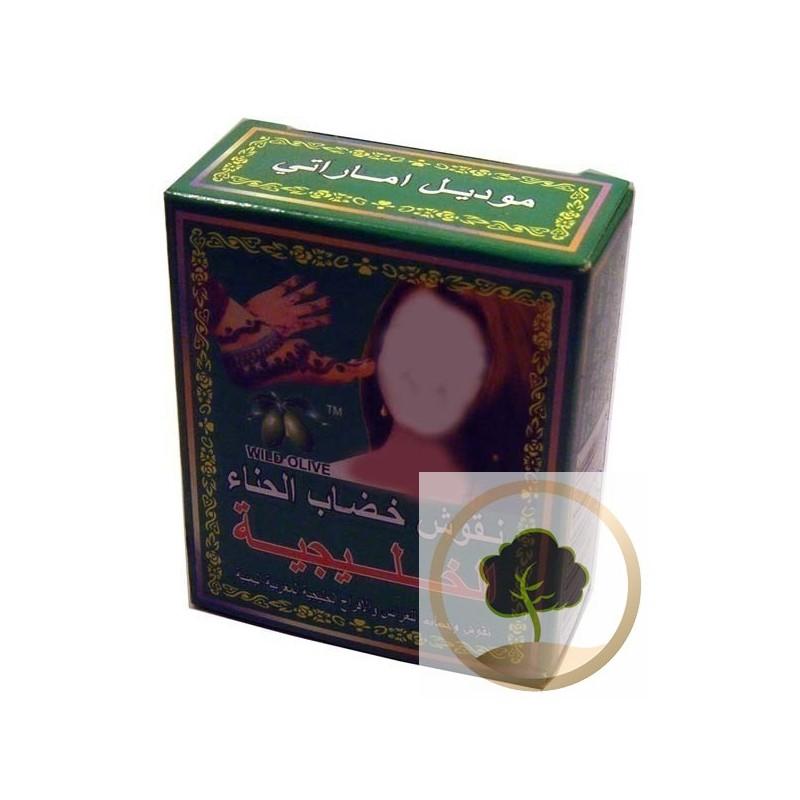 Henna für Körperbemalung