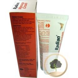 Crème de massage Radian