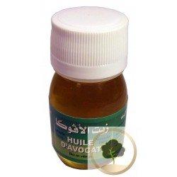 Organicznych tłoczenia oleju awokado