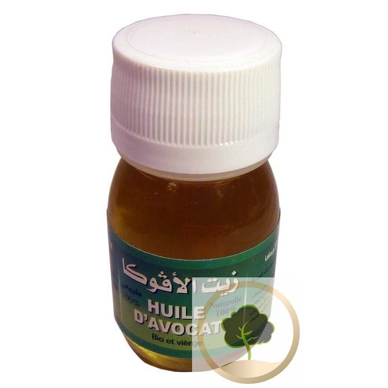 Aceite de aguacate virgen y orgánico