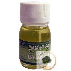 Biologische kamille olie en Virgin