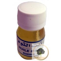 Olio di aglio vergine
