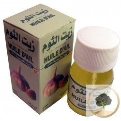 Aceite de ajo virgen - 30ml