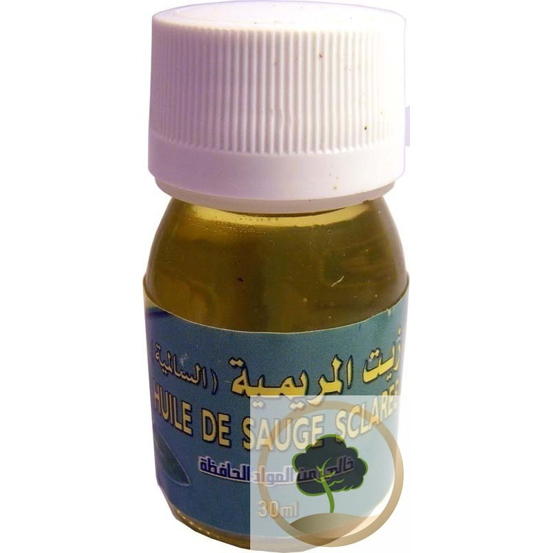 Organic Sage Oil 30ml