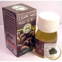 Biologische castor olie