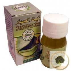 Organic Aloe Vera Oil