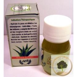 Organik Aloe Vera yağı