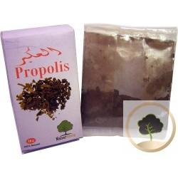 Propolis originating in Saudi Arabia