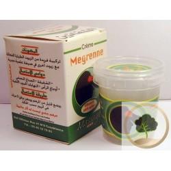 Wirksame Migräne-Creme