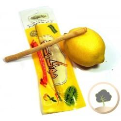 Siwak con sabor a limón