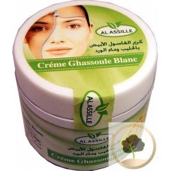 Crema de Ghassoul blanco