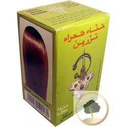Henna para cabelo 100% natural Sahara