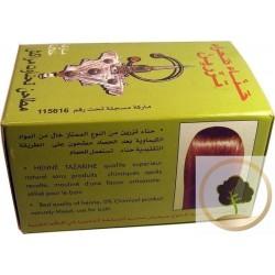 Henna voor haar 100% natuurlijke Sahara