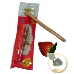 Siwak mit Erdbeer-Geschmack