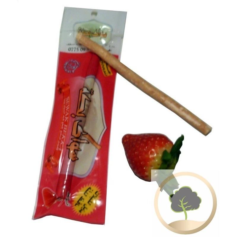 Miswak Stick со вкусом клубники