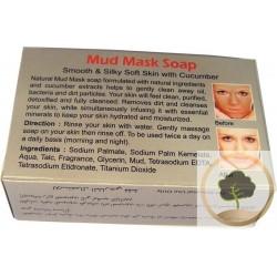Ton-Seifen-Maske