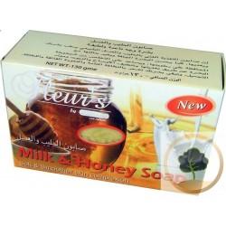 Sapone al miele e latte (Hemani)