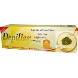 Депиляционный крем лимон