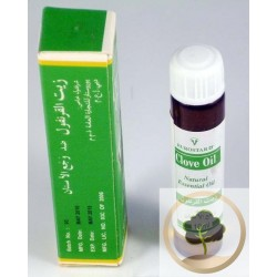 Olio essenziale di chiodi di garofano