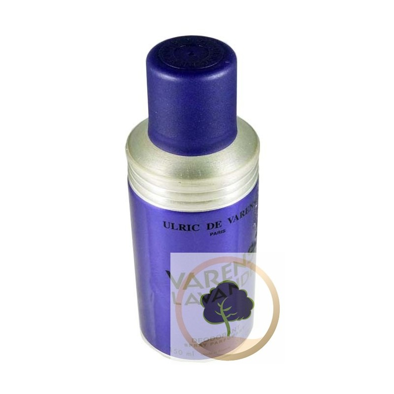 Deodorante Varens alla lavanda