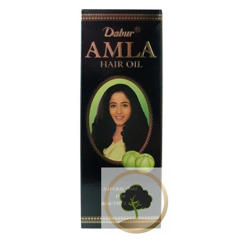 Dabur Amla olie voor de zorg van het haar