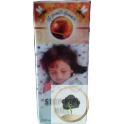 Honey used for nocturnal enuresis of children