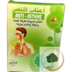 Tisane pour la respiration et l'asthme