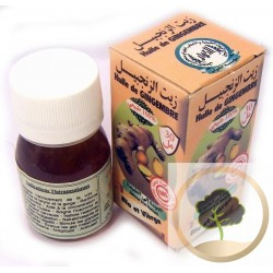 Organiczny olej imbir