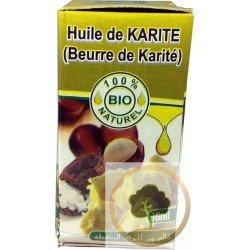 Óleo de manteiga de karité