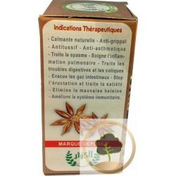 Aceite de anís orgánico