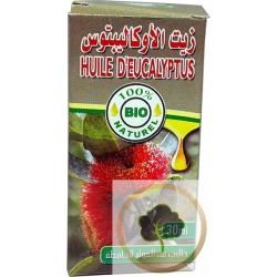 Organische eucalyptus olie