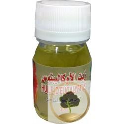 Aceite de eucalipto orgánico