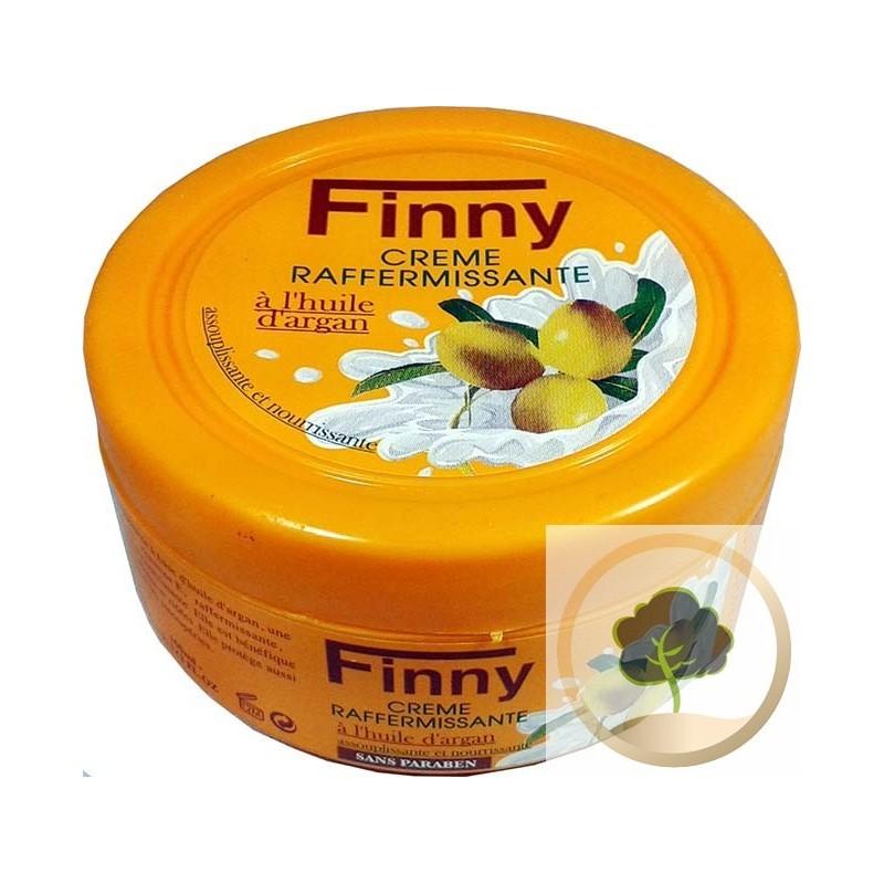 Argan Oil Moisturiser Cream (Finny)