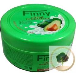 Óleo de abacate Finny creme