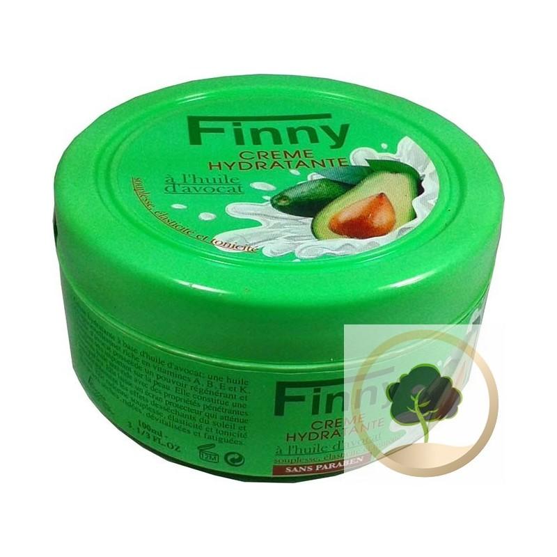 Creme mit Avocado-Öl von Finny