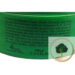 Crema idratante all'olio di avocado(Finny)