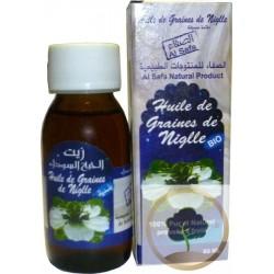 Nigelle-olie
