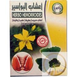 Infusión contra las Hemorroides