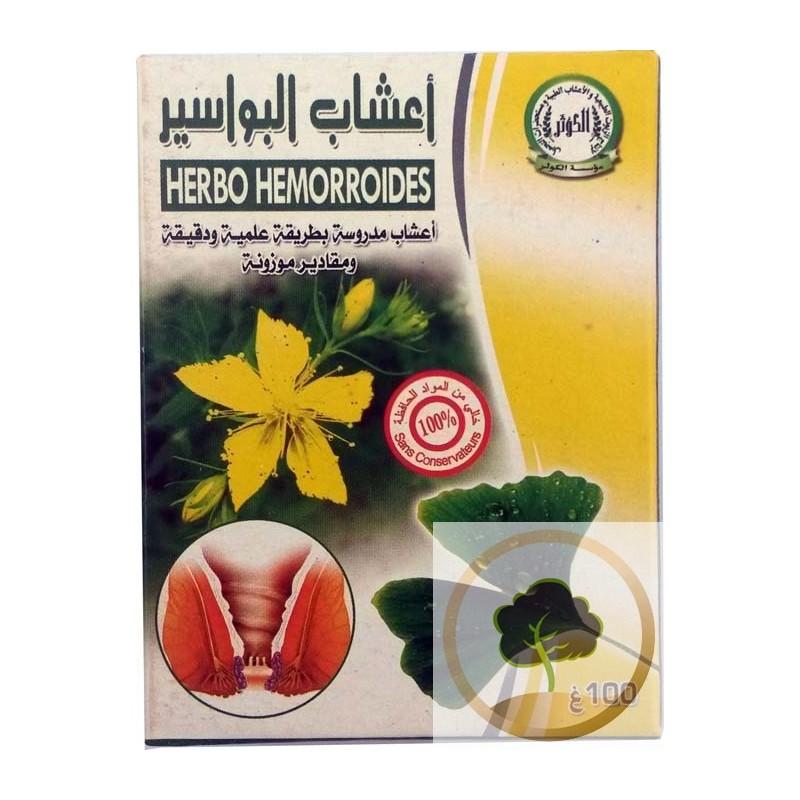 Herbo Hemorrhoids