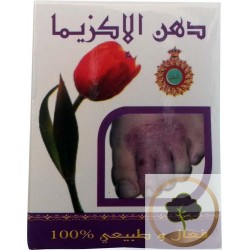 Creme natural e eficaz contra o eczema