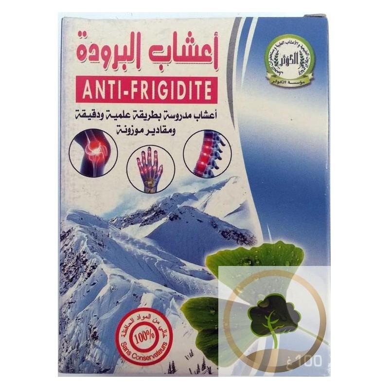 Tisane anti-frigidité, douleurs menstruelles et autres
