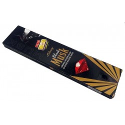 Black Musk Incense Sticks