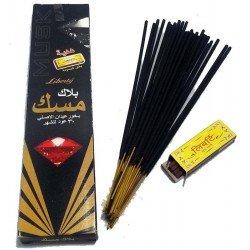 Black Musk Incense Sticks