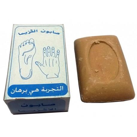 Jabón contra el eczema