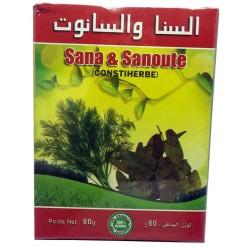 Senna y Sanoute